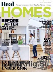 Real Homes - June 2017
