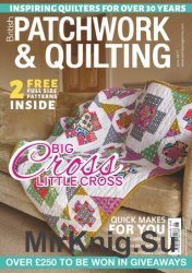 Patchwork & Quilting №281 2017