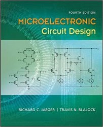Microelectronic Circuit Design, 4th Edition