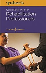 Taber's Quick Reference for Rehabilitation Professionals