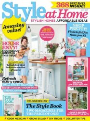 Style at Home UK - July 2017