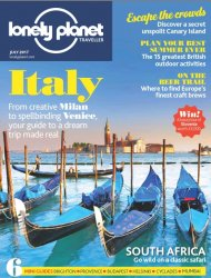 Lonely Planet Traveller UK - July 2017
