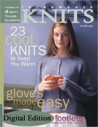 Interweave Knits - winter 2003