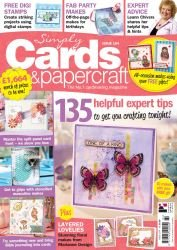 Simply Cards & Papercraft №164 2017