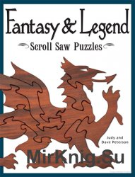 Fantasy and Legend Scroll Saw Puzzles