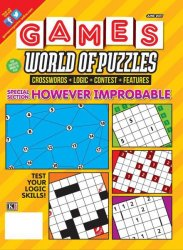 Games World of Puzzles — June 2017