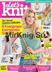 Let's Knit №120 July 2017