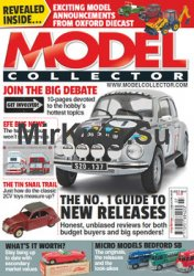Model Collector 2017-07