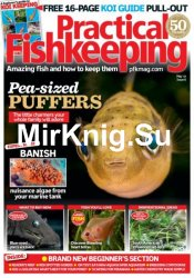 Practical Fishkeeping May 2017