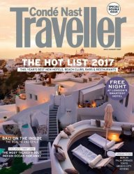 Conde Nast Traveller UK — July-August 2017