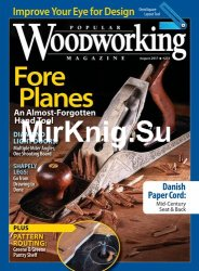 Popular Woodworking - August 2017
