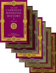 The New Cambridge Medieval History, 7 Volume Set