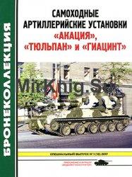 Самоходные артиллерийские установки