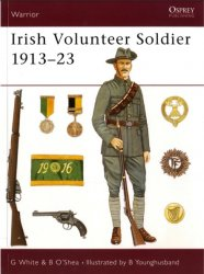 Irish Volunteer Soldier 1913–23