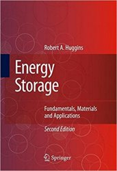 Energy Storage: Fundamentals, Materials and Applications, 2nd edition