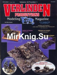 Verlinden Modeling Magazine Volume 10 Number 1