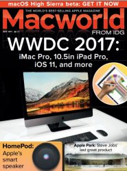 Macworld UK - July 2017