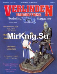 Verlinden Modeling Magazine Volume 8 Number 1