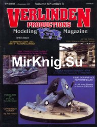 Verlinden Modeling Magazine Volume 8 Number 3