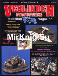 Verlinden Modeling Magazine Volume 8 Number 4