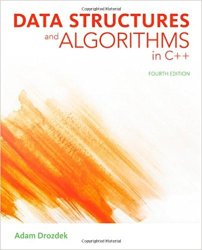 Data Structures and Algorithms in C++, 4th Edition