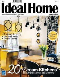 The Ideal Home and Garden India — July 2017