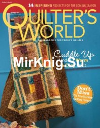 Quilter's World - Autumn 2017