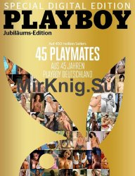 Playboy Germany Special Edition - Jubilaums 2017