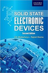 Solid State Electronic Devices, 2nd Edition