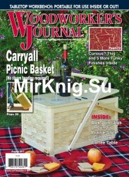 Woodworker's Journal - August 2017