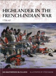 Highlander in the French-Indian War 1756–67