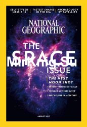 National Geographic USA - August 2017