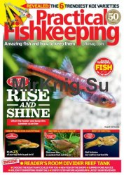 Practical Fishkeeping August 2017