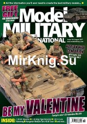 Model Military International - Issue 136 (August 2017)