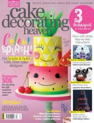 Cake Decorating Heaven — July-August 2017