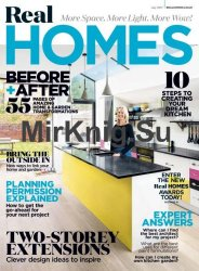 Real Homes - July 2017