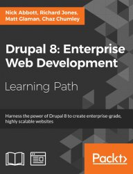 Drupal 8: Enterprise Web Development