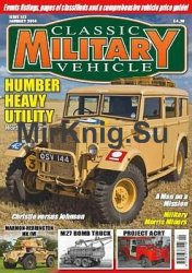 Classic Military Vehicle 2014-01