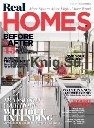 Real Homes - August 2017