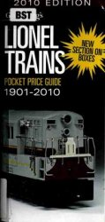 Lionel Trains Pocket Price Guide 1901-2010