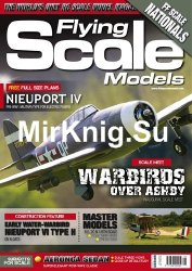 Flying Scale Models - Issue 213 (August 2017)