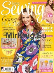 Love Sewing №42 2017
