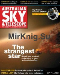 Australian Sky & Telescope - August/September 2017