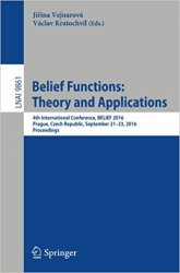 Belief Functions: Theory and Applications: 4th International Conference, BELIEF 2016