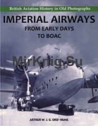 Imperial Airways: From Early Days to BOAC