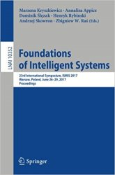 Foundations of Intelligent Systems: 23rd International Symposium, ISMIS 2017