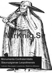 Monumenta confraternitatis stauropigiana Leopolensis