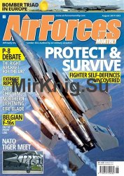 Air Forces Monthly - August 2017