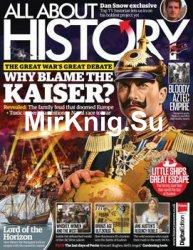 All About History - Issue 54 2017