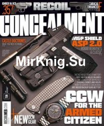 Recoil presents - Concealment - Issue 6 2017